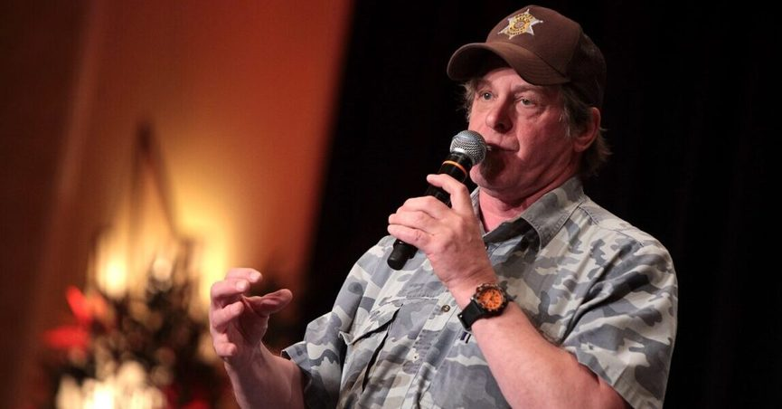 Ted Nugent has COVID-19, but the Kid Rock story was satire.