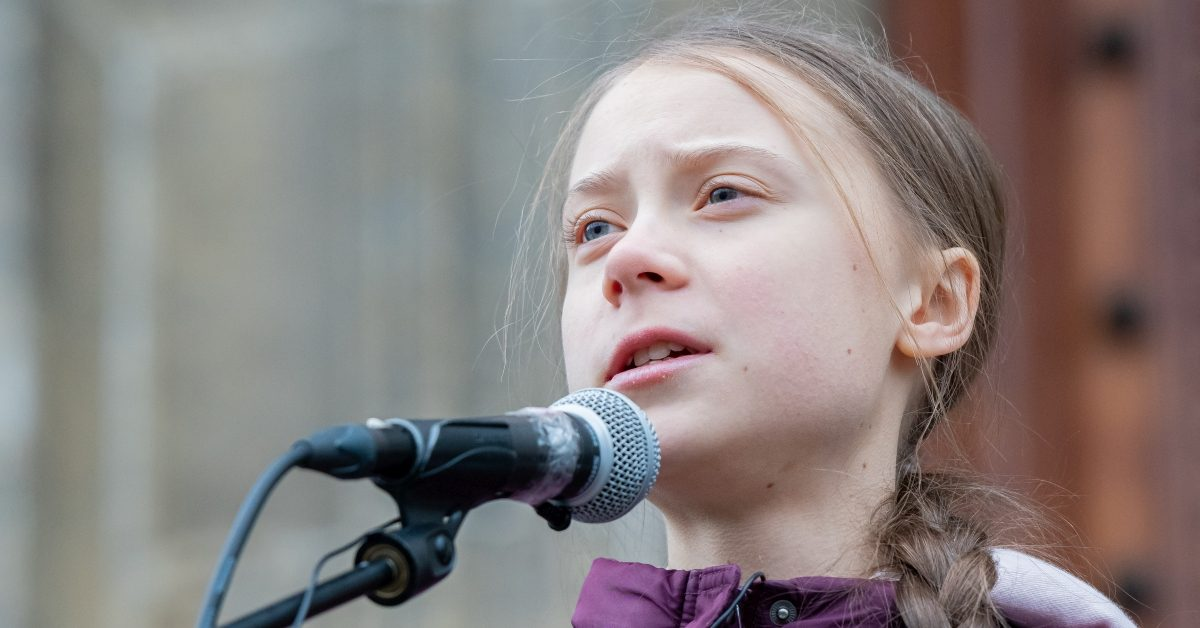No, Greta Thunberg Didn't 'Threaten' Congress on Earth Day - snopes