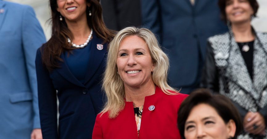 U.S. representatives Marjorie Taylor-Greene and Lauren Boebert were the only lawmakers who voted against the Transplant Act of 2021, which reauthorizes the National Marrow Donor Program, a database which helps match bone marrow donors and patients with serious blood diseases that include leukemia.