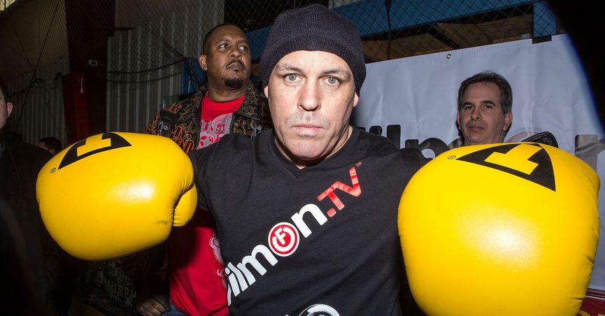 The promoter behind canceled boxing match between DMX and George Zimmerman