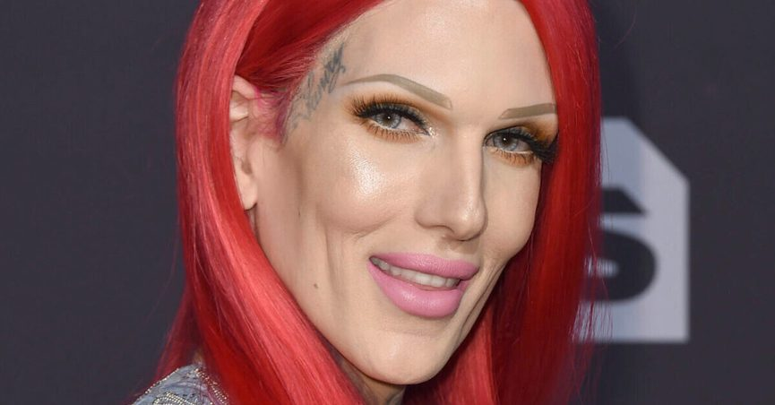 Jeffree Star was involved in a car accident in Wyoming.