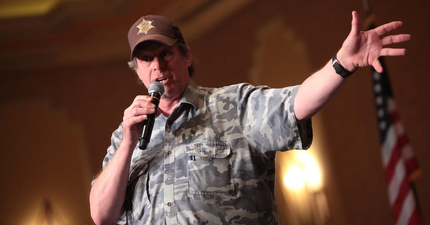Ted Nugent claims there was COVID 1 through 18