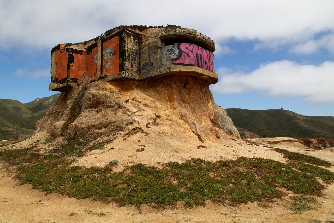 An abandoned California military base known as the Devils Slide bunker did not lead to an incredible find or discovery.