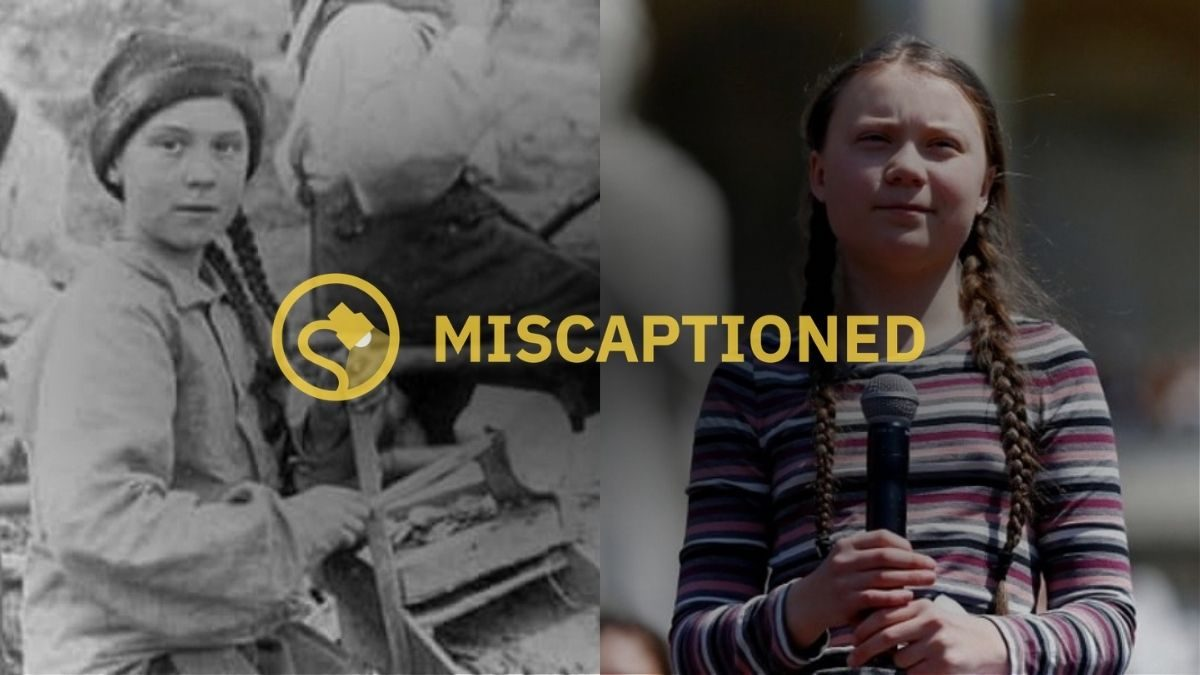 Is Greta Thunberg a Time Traveler? - snopes