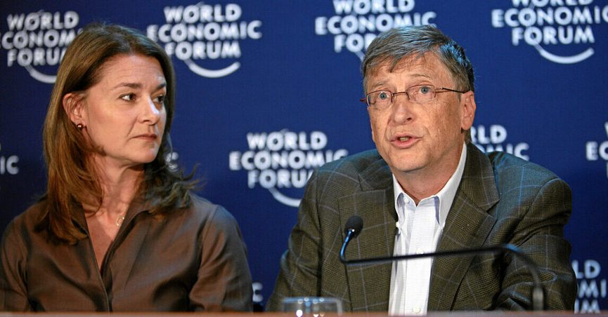 Bill and Melinda Gates marriage contract?