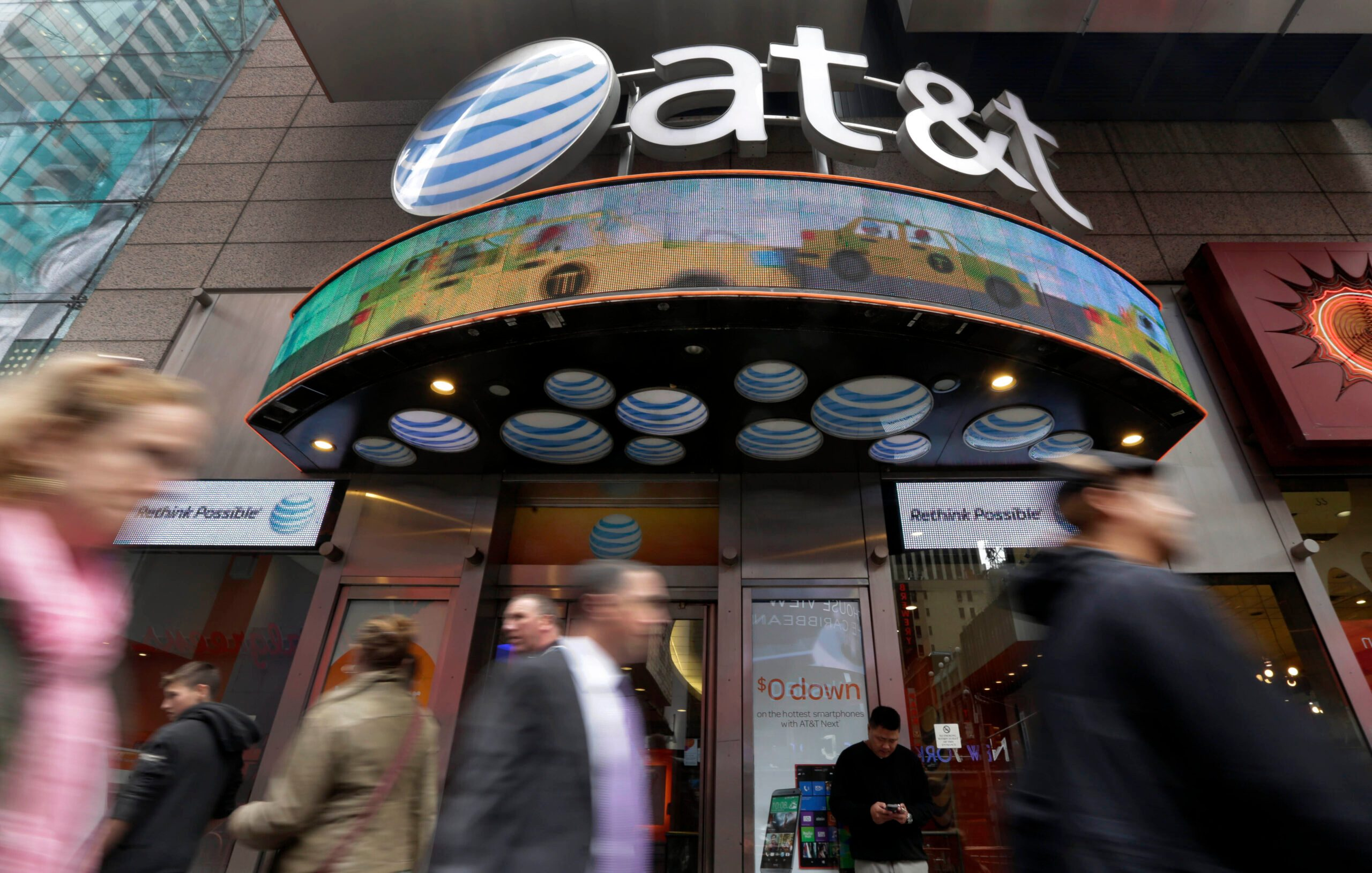 AT&T Discovery Join Media Brands As Cord-Cutting Encroaches