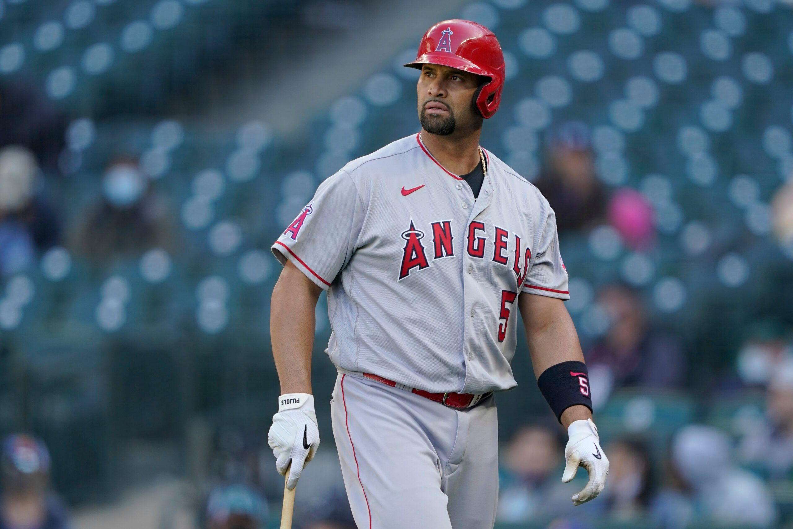 Slugger Albert Pujols Designated for Assignment by Angels - snopes