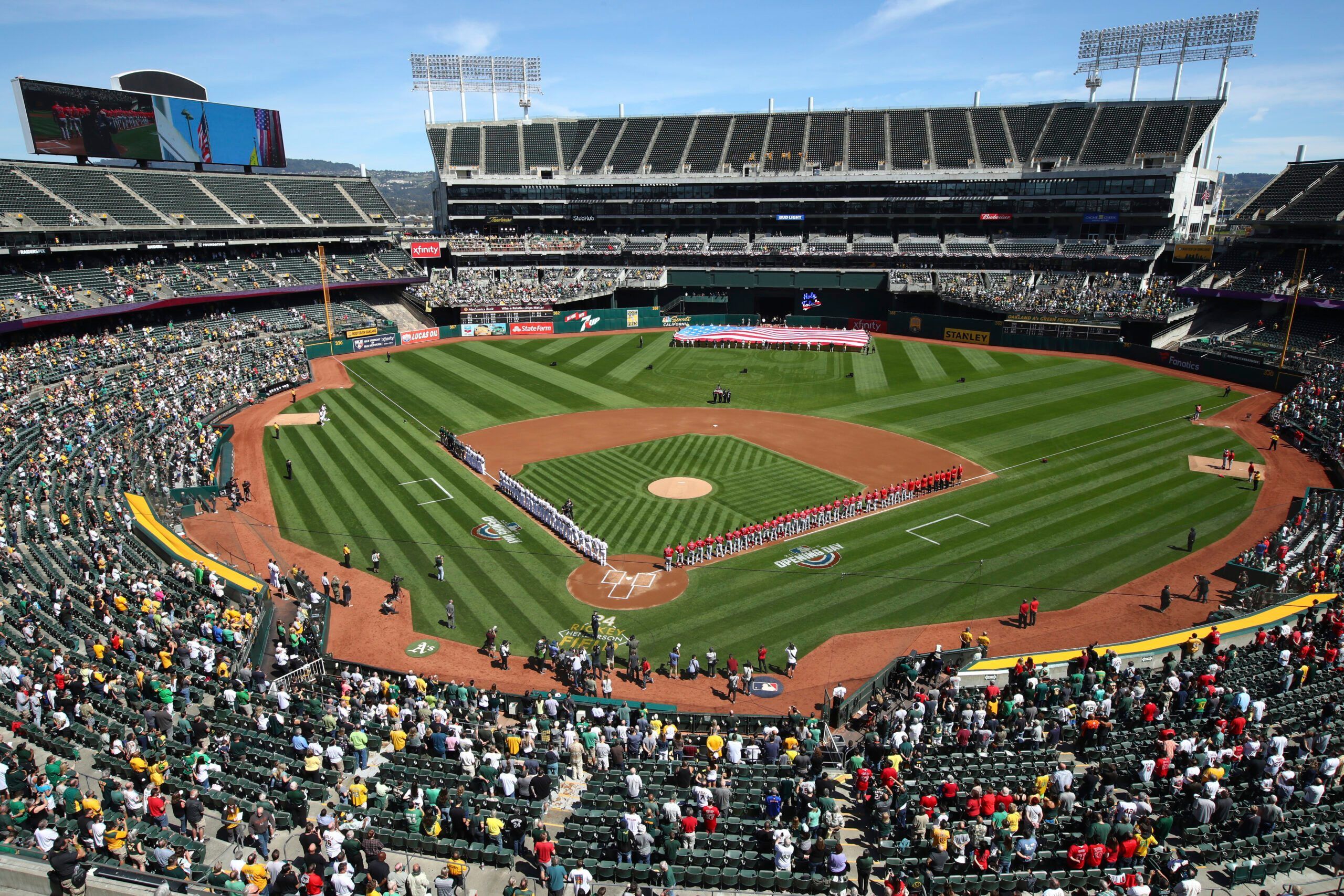 MLB Tells Athletics to Explore Relocation If No New Ballpark Is Funded - snopes