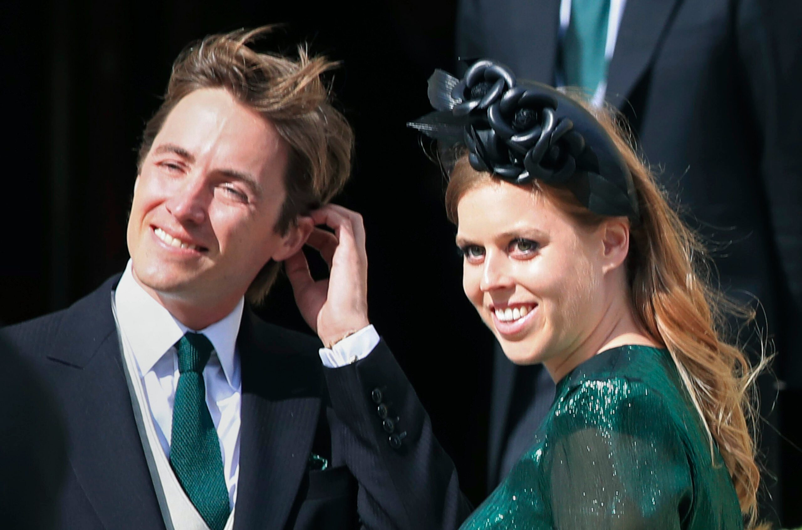 Queen's Granddaughter Princess Beatrice Expecting a Baby