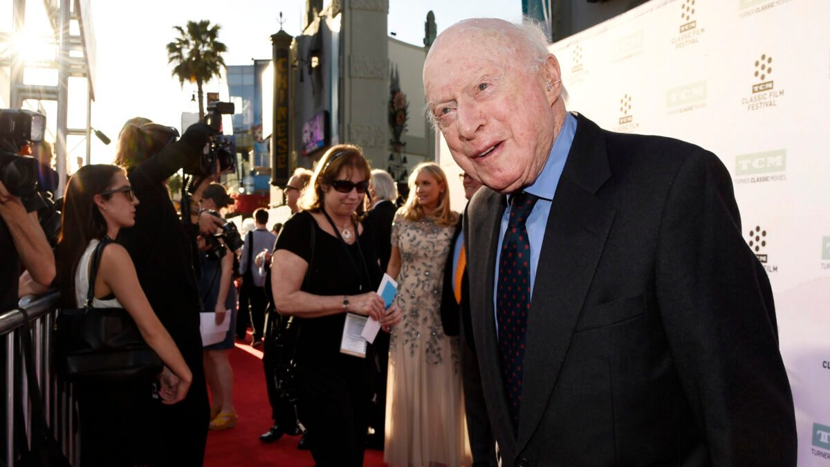 Norman Lloyd Dies at 106, Starred in 'Saboteur' and 'St. Elsewhere' - snopes