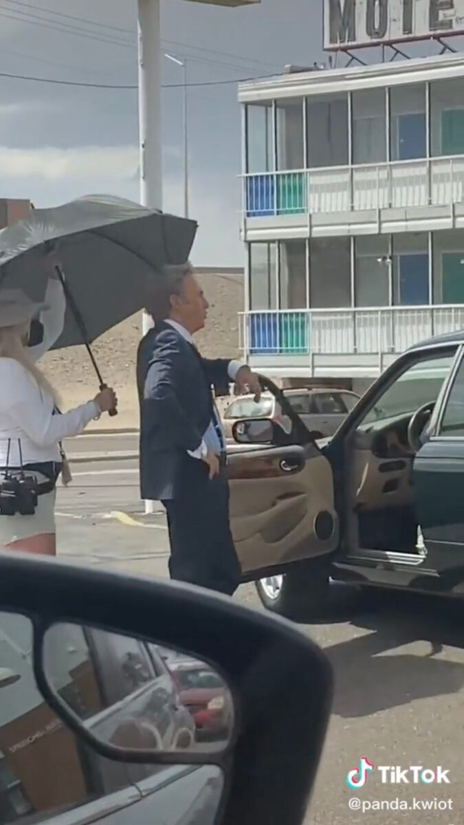 Better Call Saul was filming in Albuquerque New Mexico for Season 6.