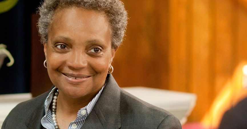 Did Chicago Mayor Lori Lightfoot Refuse to Do Interviews With White Journalists?