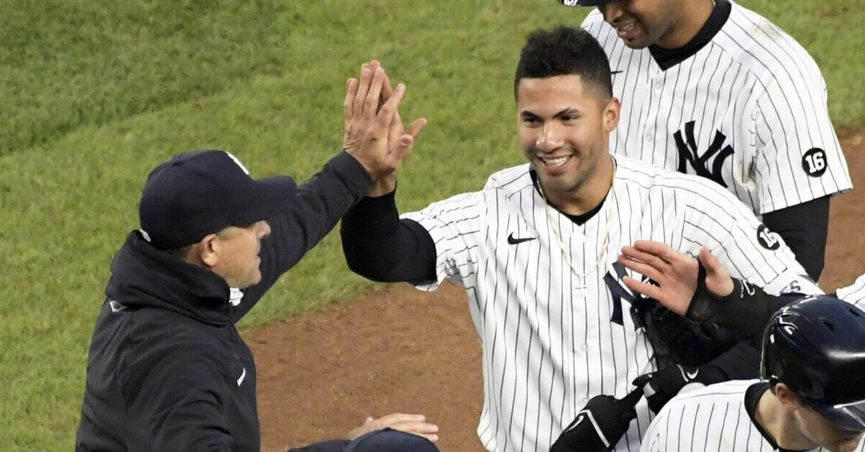 New York Yankees shortstop Gleyber Torres tested positive for COVID-19 despite being fully vaccinated and having previously contracted the coronavirus during the offseason.