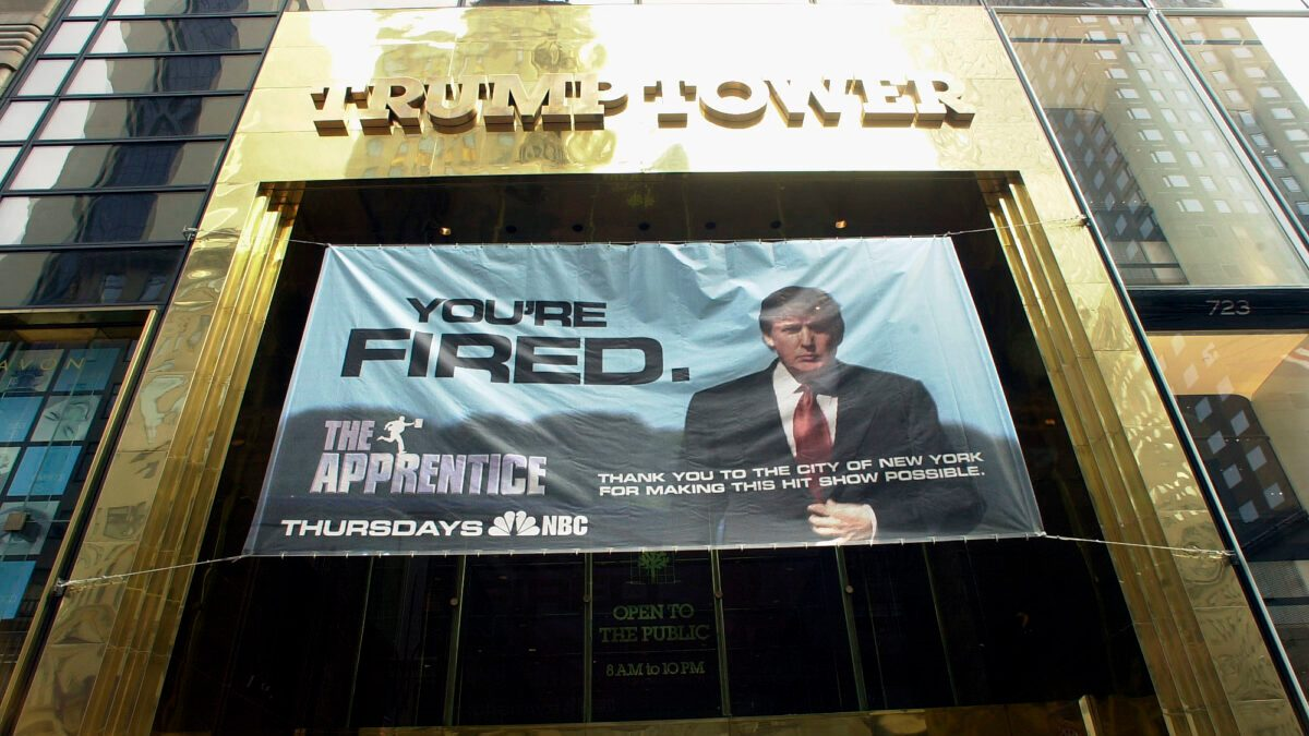 Did NBC Fire Donald Trump From 'The Apprentice'? - snopes