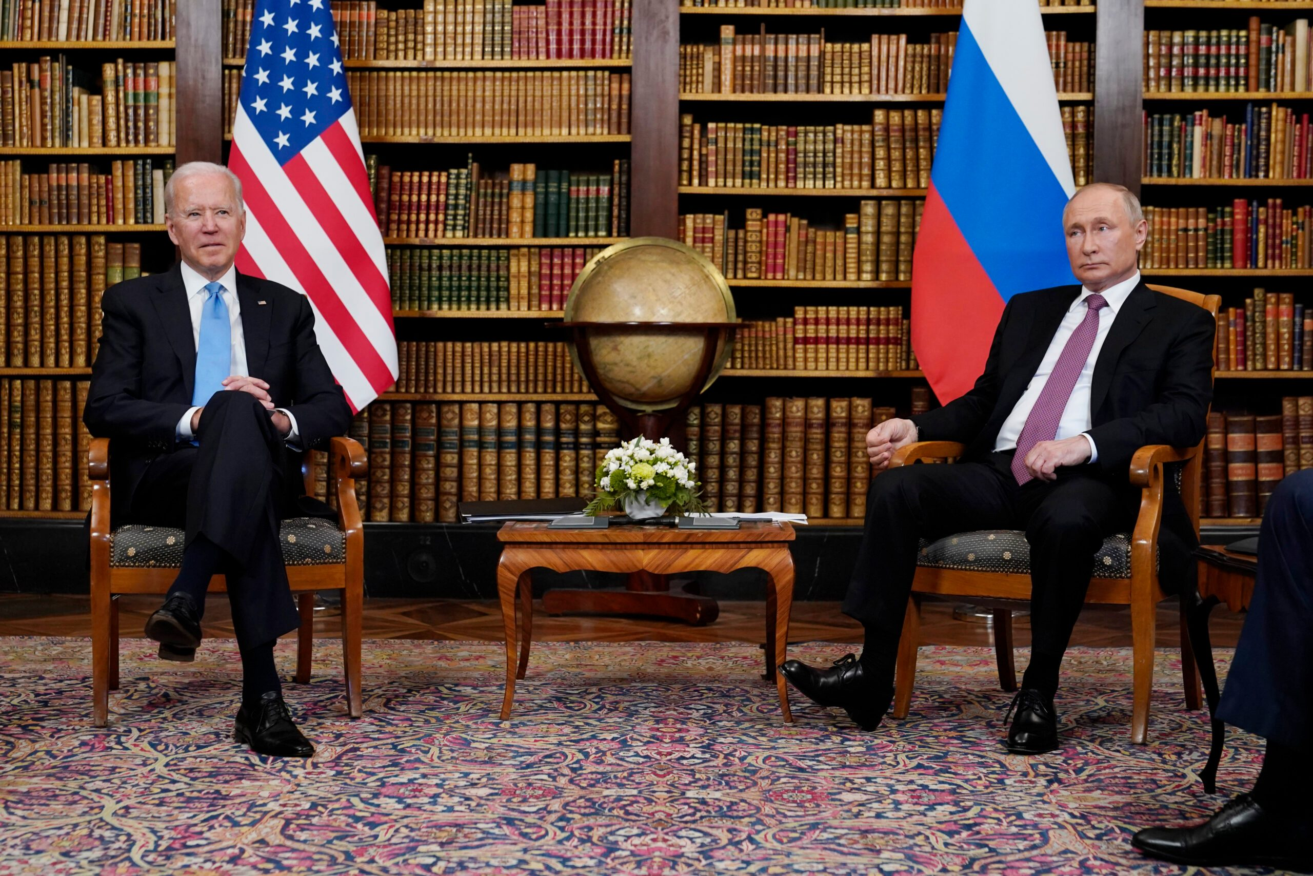 FACT CHECK: Putin's Twisted Tale on Rival; Biden GOP Jab - snopes