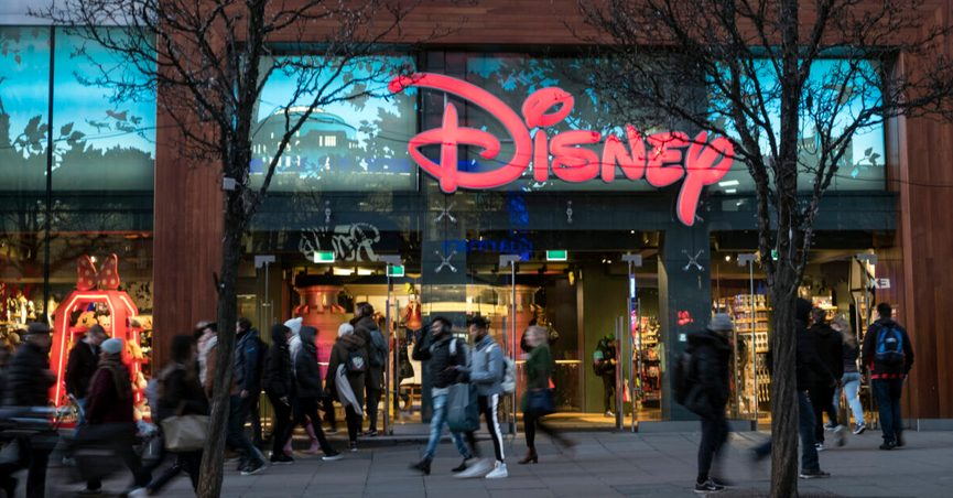Disney Store locations in the U.K. United Kingdom UK are closing for good.