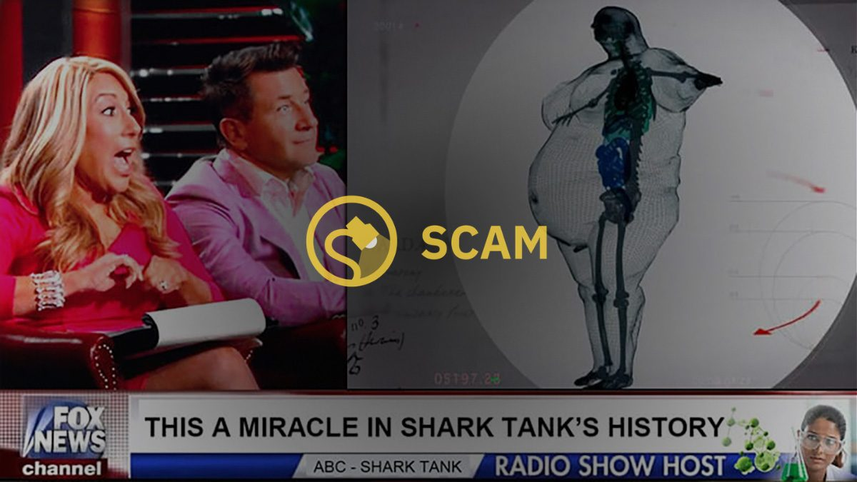 Shark Tank did not endorse Keto Burn or a 50lbs in 61 days offer for weight loss.