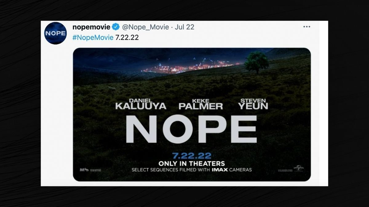 Jordan Peele Announces New Horror Movie With Cryptic Poster - snopes