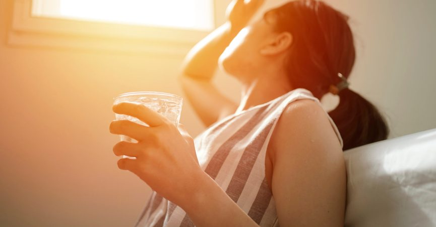 Is It Dangerous To Drink Ice Cold Water When Overheated?