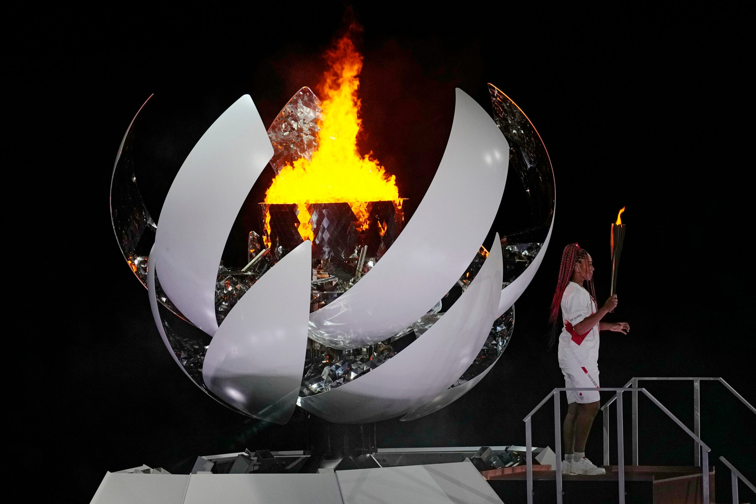 Tokyo Olympic Flame is the First Powered by Hydrogen - snopes