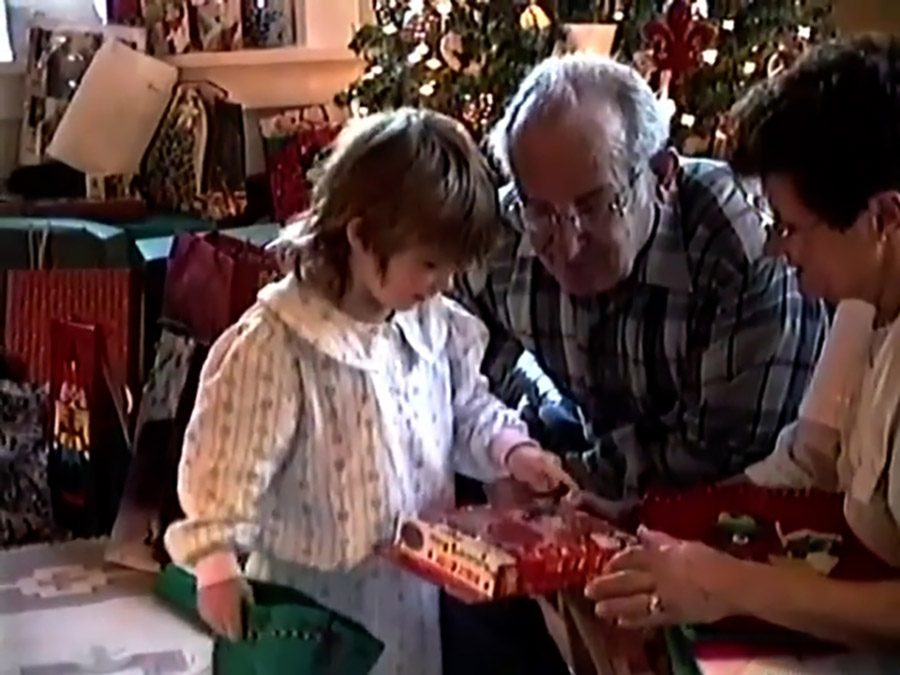 The Museum of Lost Memories reunited a family with a lost 8mm videotape from Christmas morning in 1995.
