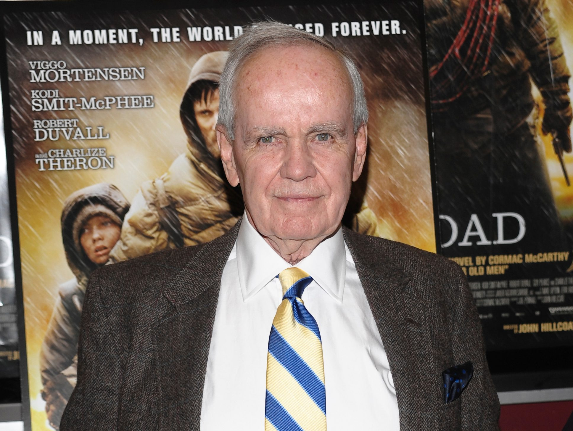 A Road Not Taken: Verified Cormac McCarthy Account Is Fake - snopes