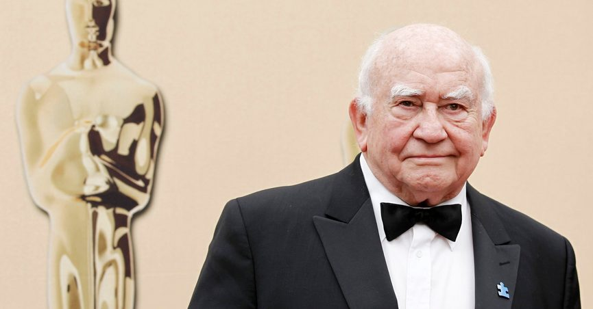 FILE - In this March 7, 2010, file photo, actor Ed Asner arrives during the 82nd Academy Awards in the Hollywood section of Los Angeles. Asner, the blustery but lovable Lou Grant in two successful television series, has died. He was 91. Asner's representative confirmed the death in an email Sunday, Aug. 29, 2021, to The Associated Press. (AP Photo/Matt Sayles, File)