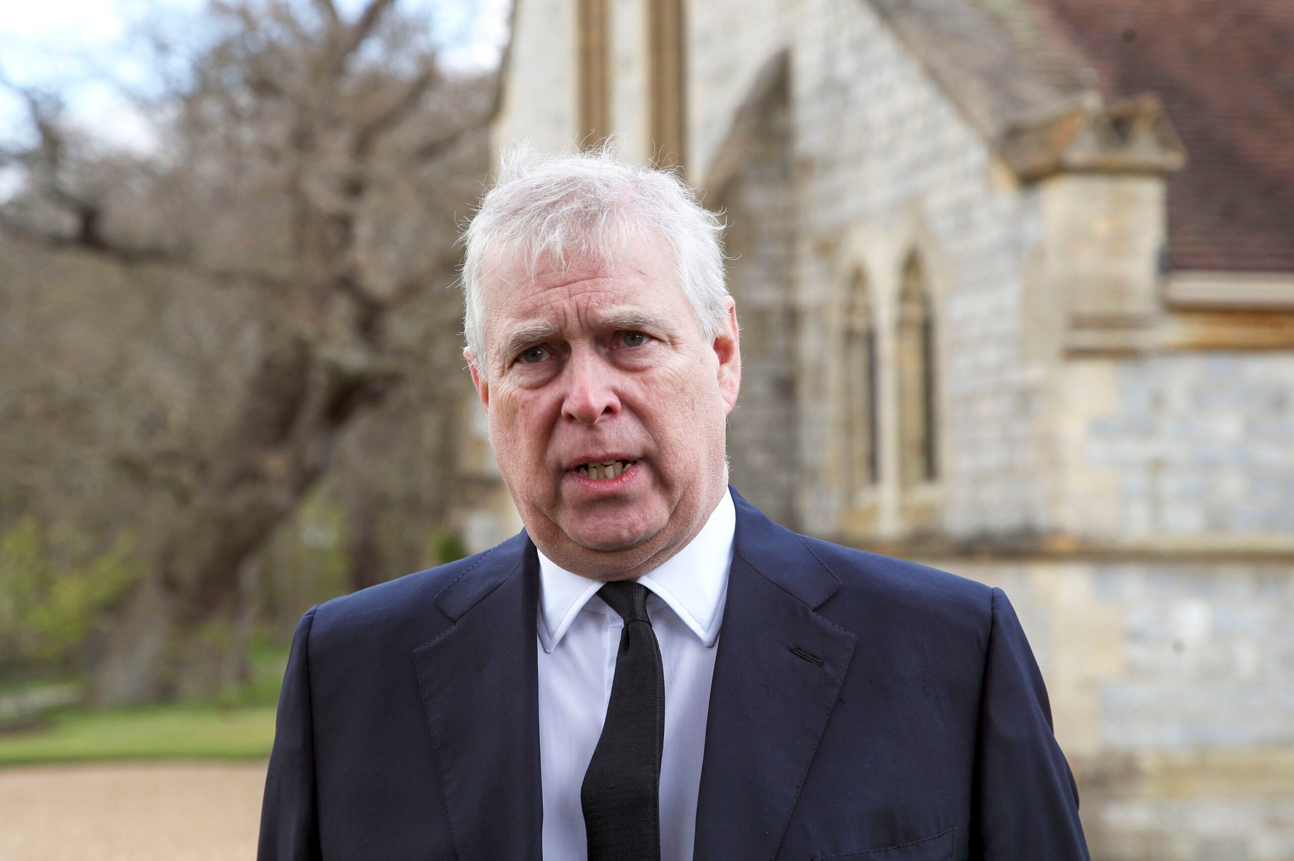 Prince Andrew Acknowledges He Faces US Sex Assault Lawsuit - snopes