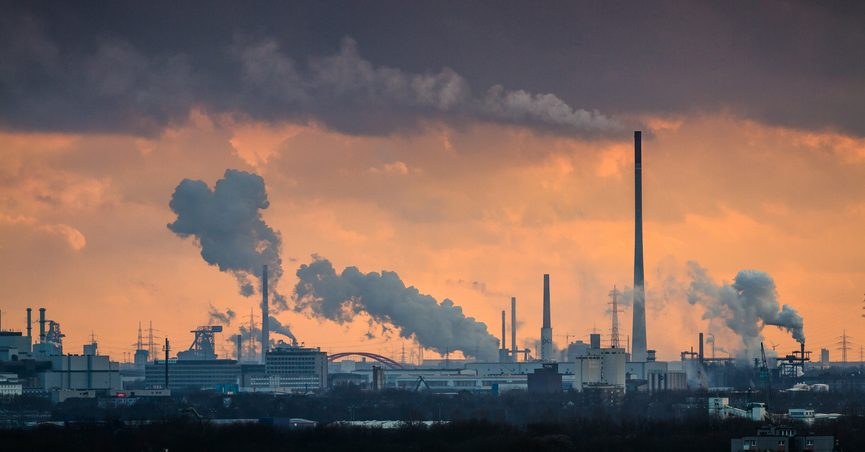 Building, Factory, Refinery