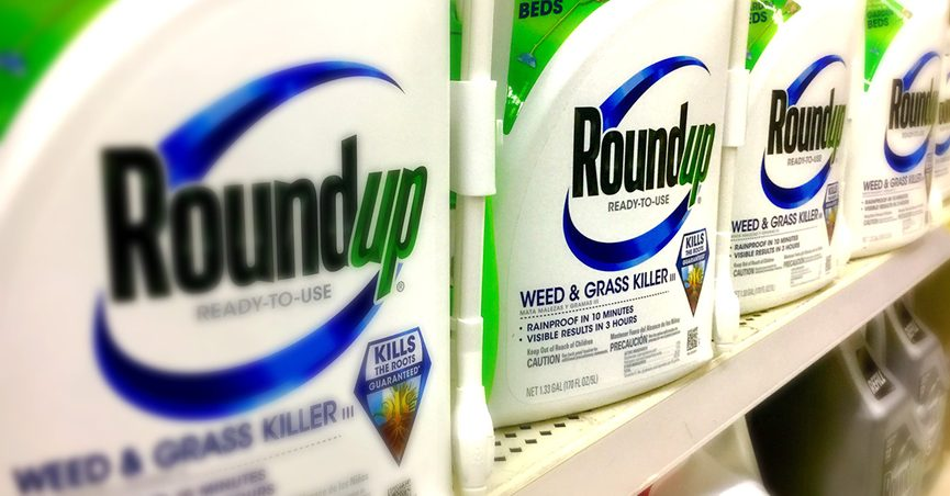 An email scam for Roundup weedkiller lawsuit legal matters is going around.