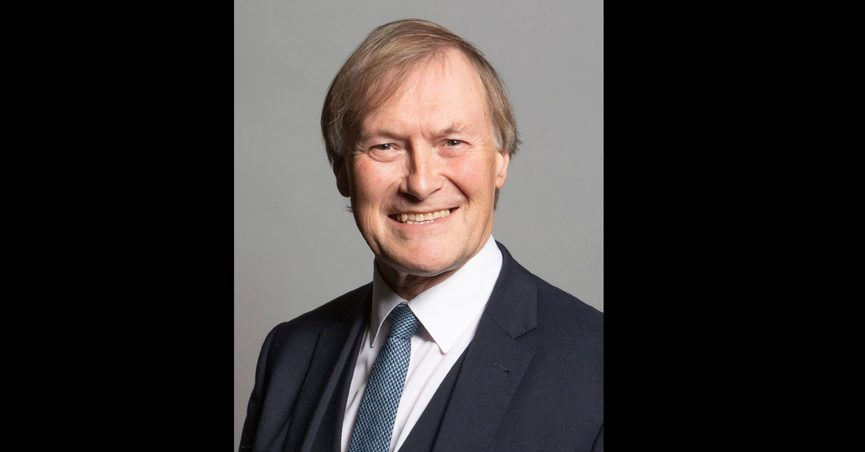 This is an undated photo issued by UK Parliament of Conservative Member of Parliament, David Amess. Police have been called to an incident in eastern England amid reports a lawmaker has been stabbed during a meeting with constituents. Sky News says Conservative lawmaker David Amess was attacked in the town of Leigh-on-Sea on Friday, Oct. 15, 2021. Amess' London office confirmed police and ambulance had been called but had no other details. Amess has been a member of Parliament since 1997. (Chris McAndrew/UK Parliament via AP)