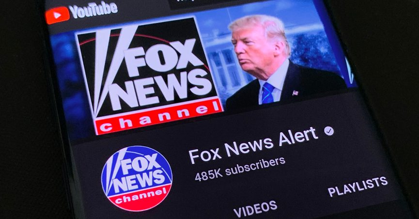 Verified YouTube channels are pushing altered thumbnails on Fox News videos on accounts called Fox News Alert.