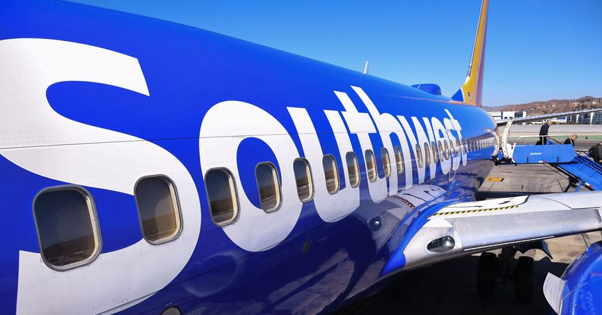 A Facebook meme post falsely claimed that just like that Southwest Airlines announce they will no longer terminate employees over the vaccine mandate.