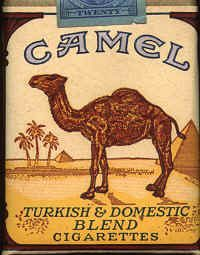 Did Camel Cigarettes Packs Include A Hidden Naked Man