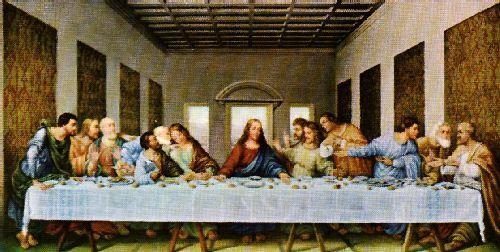 Fact Check The Last Supper