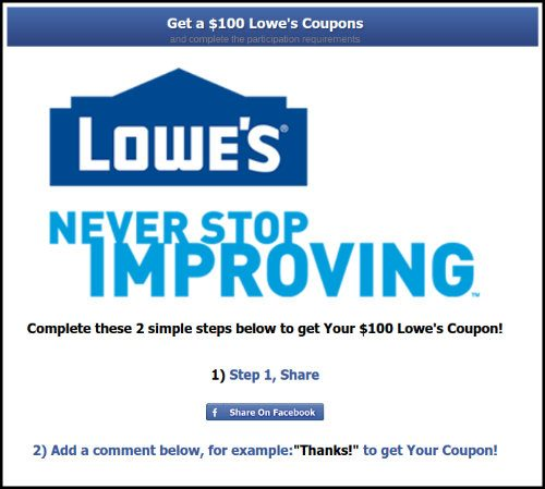 lowes 11 rebate april 2020