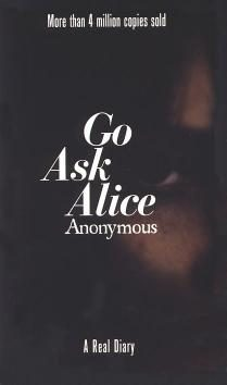 how many pages in go ask alice