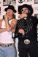 Kid Rock and Hank Williams, Jr.
