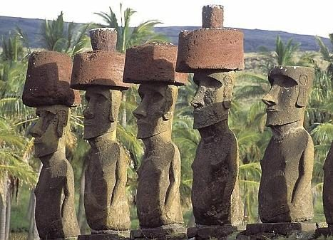 Do Easter Island Heads Have Bodies