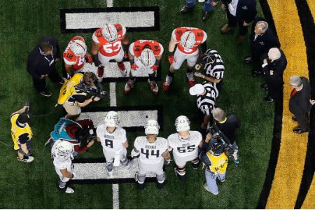 Fact Check Amazing Coin Toss Photo