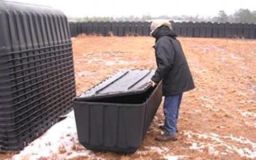 Obama Quietly Orders Millions of Disposable Coffins?