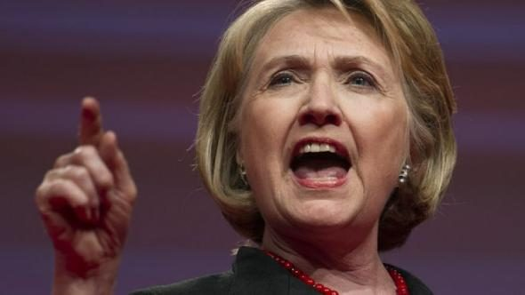Image result for images of hillary clinton yelling