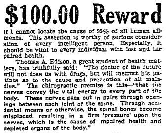 Fact Check Thomas Edison On The Doctor Of The Future