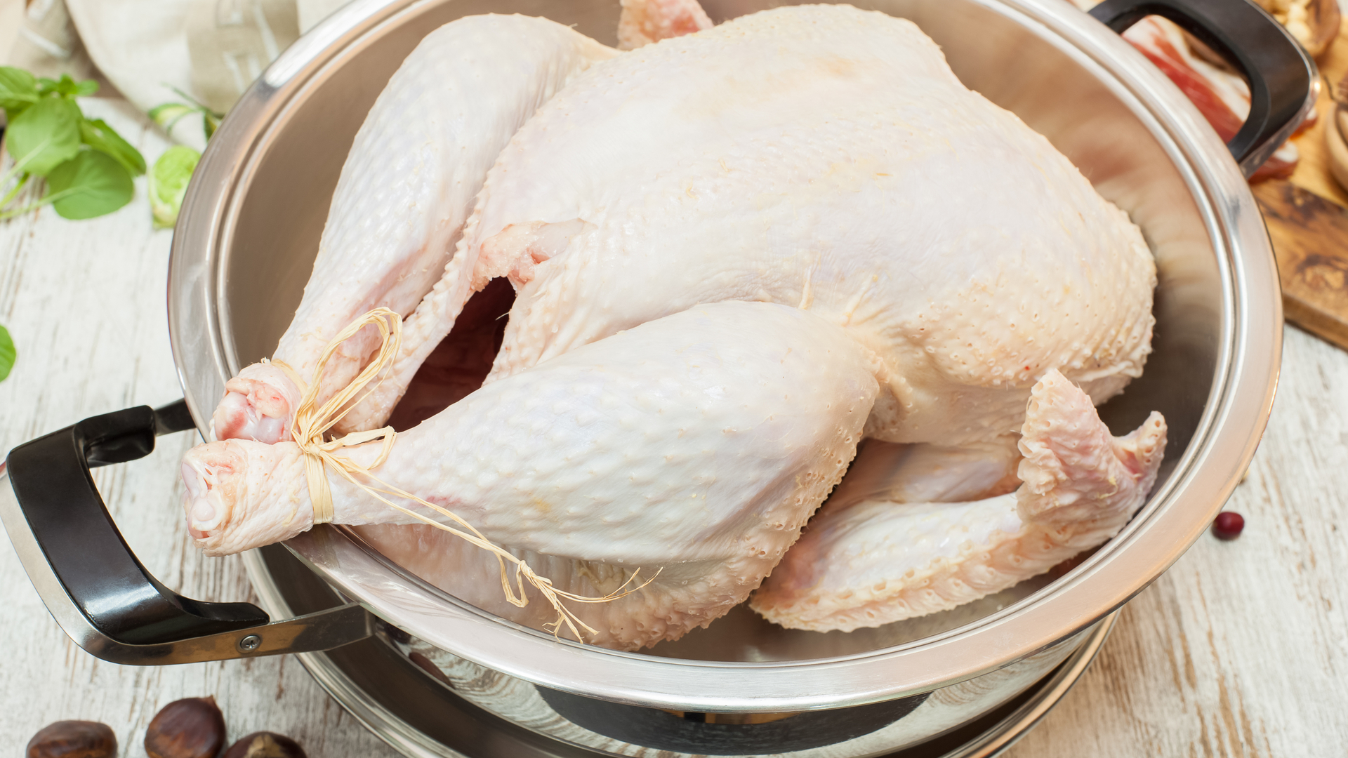 Did Julia Child Drop a Turkey on the Floor and Cook It Anyway?