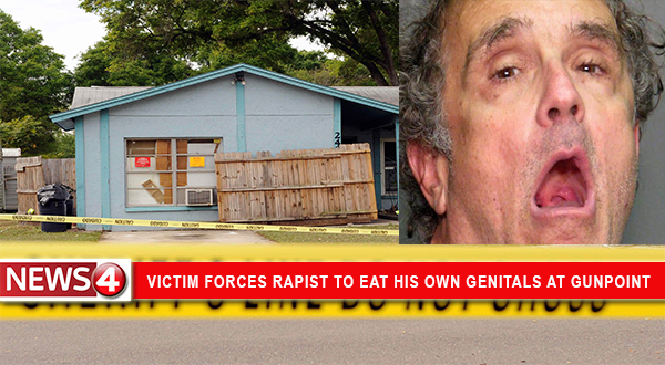Woman Slices Off Rapist's Genitals, Forces Him to Eat It at Gunpoint