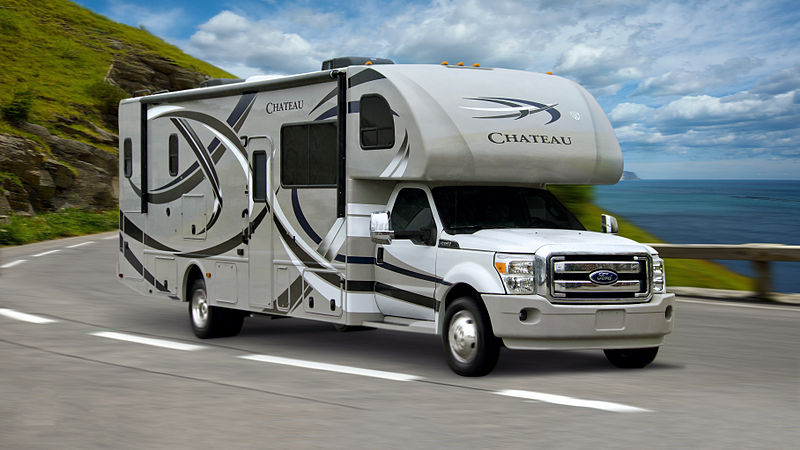 SCAM: Luxury RV Giveaway