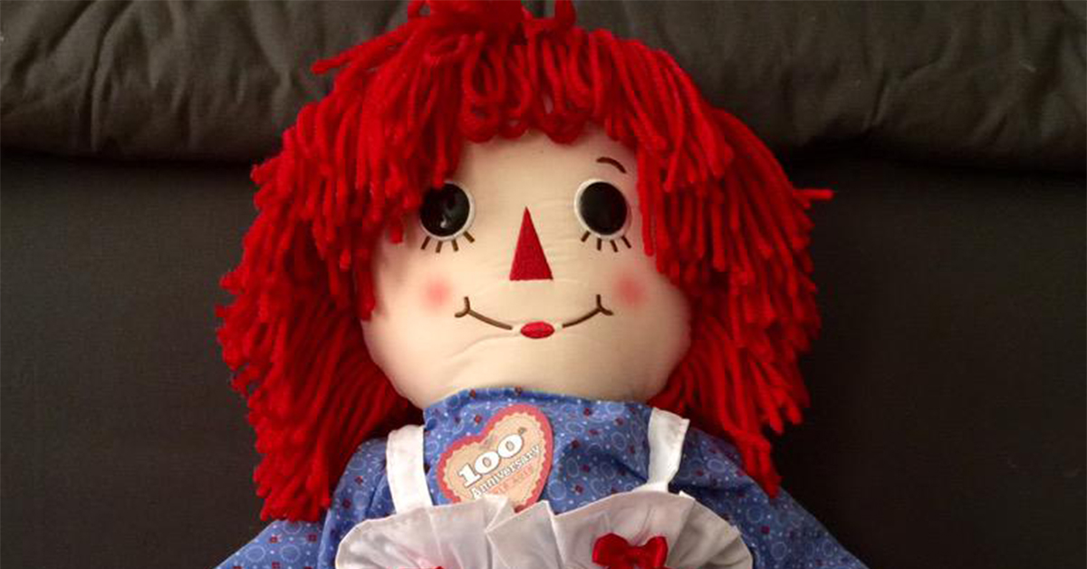 Was Raggedy Ann Modeled After a Child Killed by a Vaccine?