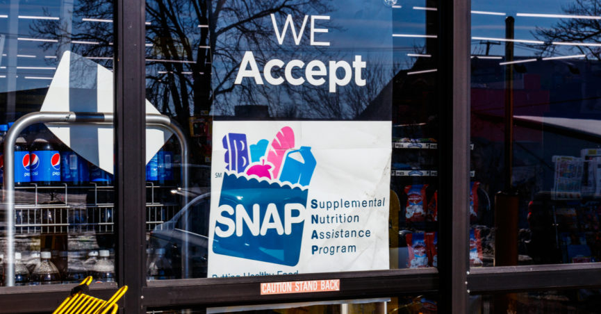 Are 43 Percent Of All Food Stamps Given To Illegals