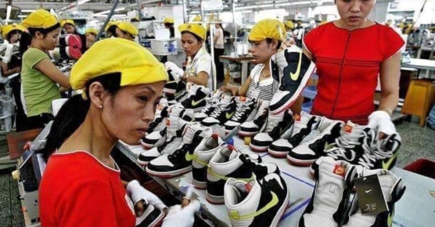 Sin aliento Peave hazlo plano  Do Nike Factory Workers in Vietnam Earn 20 Cents Per Hour?