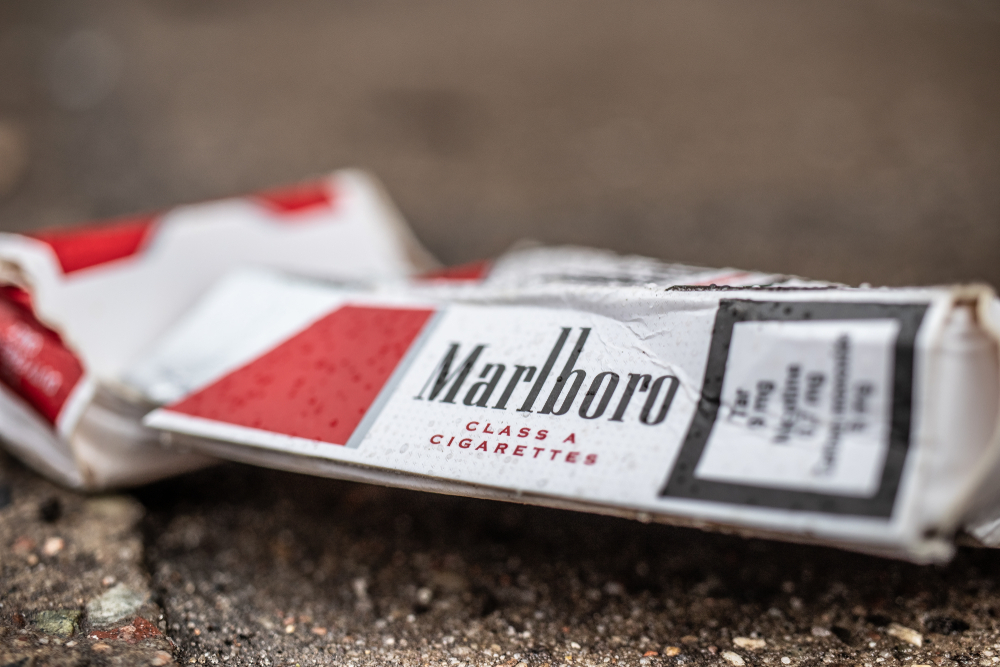 Did the Company That Makes Marlboros Announce They Intend to